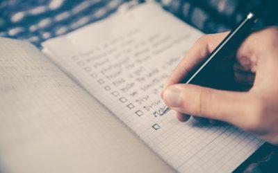 Lastminute checklist voor bezichtigingen