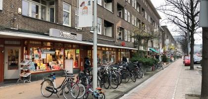 Appartement Bos en Lommer Gloriantstraat